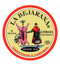 "paleta bellota ""la bejarana"" loncheada 100 gr"
