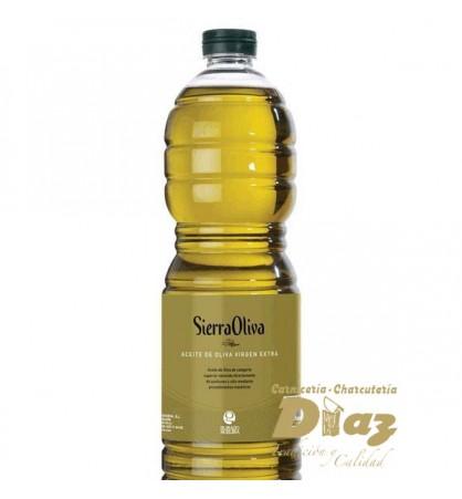 Aceite Sierra Oliva - Virgen Extra botella 1 l