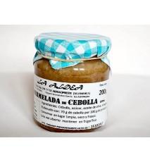 Mermelada artensana La Aldea de Cebolla