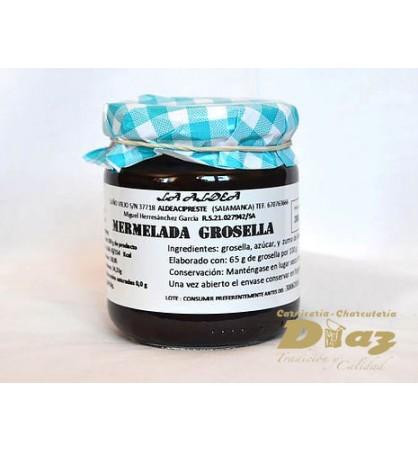 Mermelada artesana La Aldea de Grosella
