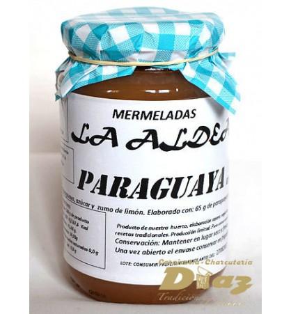 Mermelada artesana La Aldea de Paraguaya