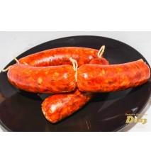 Chorizo casero Artesano fresco de calidad Extra