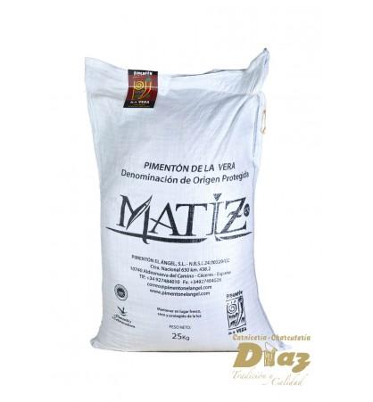 Pimenton D.O de la Vera Saco 25 kg