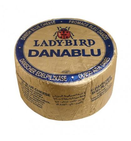 "Queso azul danes ""Lady-Bird DANABLU"""