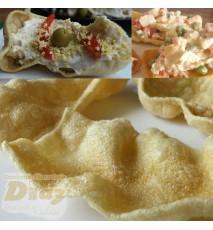 Cortezas de Trigo para Ensaladilla - Palomas