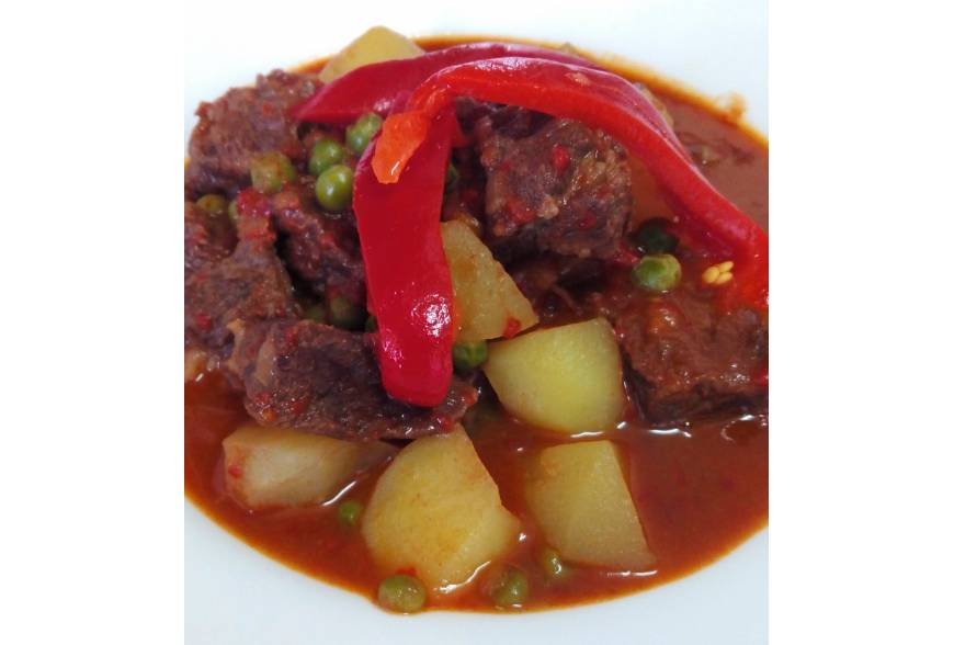 Receta del plato tipico de Béjar, El Calderillo Bejarano