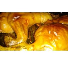Receta Cochinillo lechal asado al horno