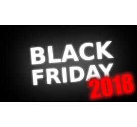 Se hacerca el Black Friday 2018