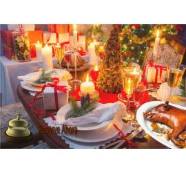 Reservas para navidades